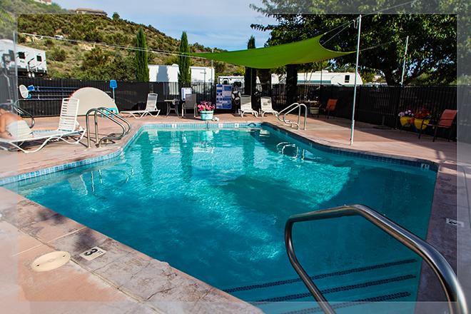 Krazy K RV Park | Camp Verde | Arizona Foto: Christine Lisse