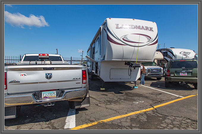Liberty Harbor RV Park | Jersey City | New Jersey