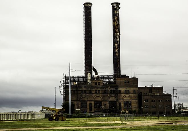 Market Street Power Plant in New Orleans, Lousiana  Foto: Christine Lisse