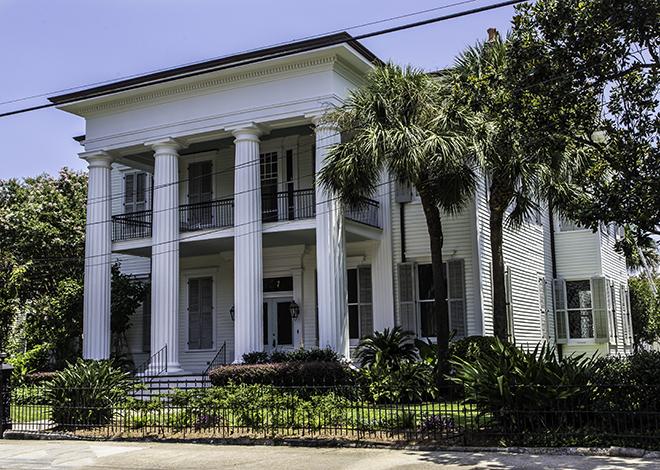 Pritchard-Pigott House im Garden Distict, New Orleans Foto: Christine Lisse