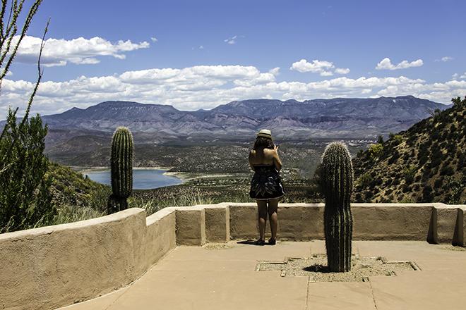Tonto National Monument, Arizona Foto: Christine Lisse