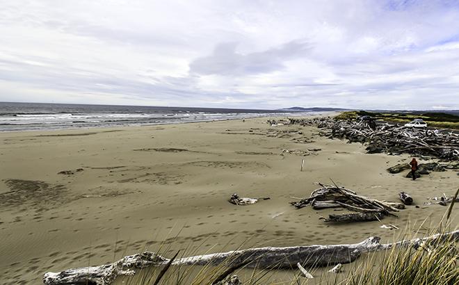 Bullards Beach State Park in Oregon Foto: Christine Lisse