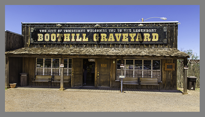Boothill Graveyard | Tombstone, Arizona Foto: Christine Lisse