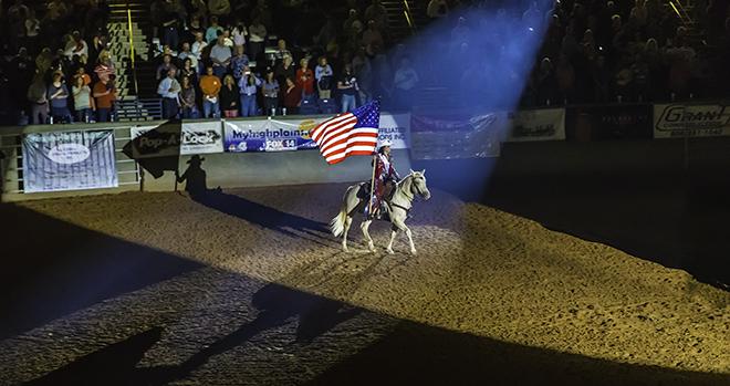Rodeo September 2014   Amarillo   Texas Foto: Christine Lisse