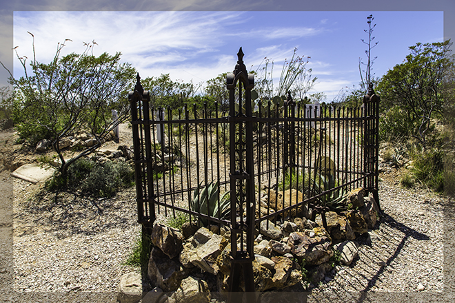 Boothill Graveyard | Tombstone | Arizona Foto: Christine Lisse