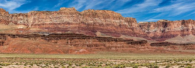 Vermilion Cliffs National Monument | Arizona Foto: Christine Lisse