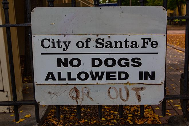 Santa Fé | New Mexico Foto: Christine Lisse