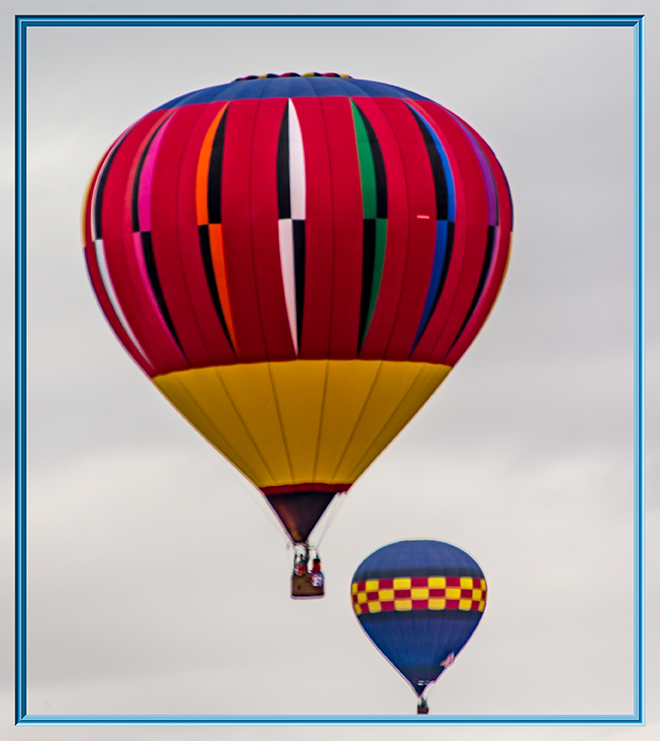 Ballon: Skyscraper | Pilot: Dwayne Osborne Foto: Christine Lisse