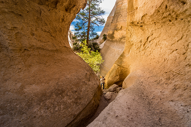 Kasha-Katuwe | Tent Rocks National Monument | New Mexico Foto: Christine Lisse
