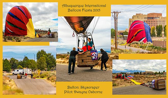 Albuquerque International Balloon Fiesta | New Mexico Fotos: Peter Lisse