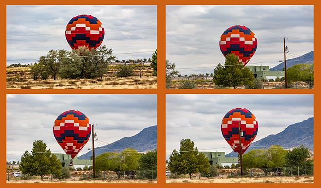 Albuquerque International Balloon Fiesta | New Mexico Fotos: Christine Lisse
