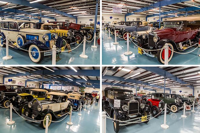 J & R Vintage Auto Museum | Rio Rancho | New Mexico Fotos: Peter Lisse