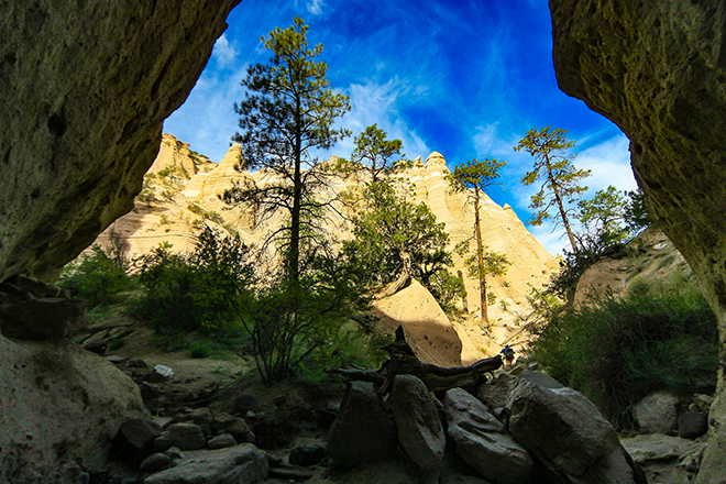Kasha-Katuwe | Tent Rocks National Monument | New Mexico Foto: Peter Lisse