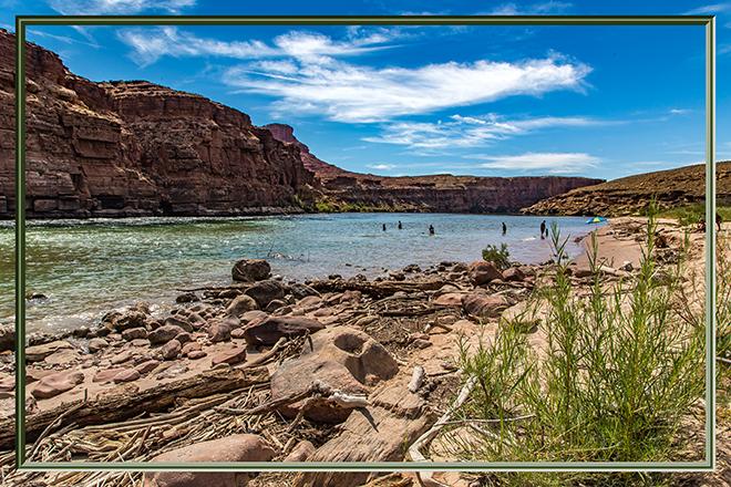 Lee's Ferry | Arizona Foto: Christine Lisse
