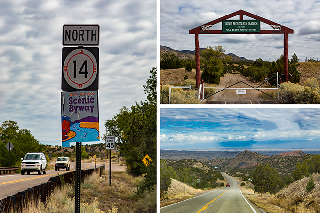 National Scenic Byway NM 14 | New Mexico Fotos: Christine Lisse