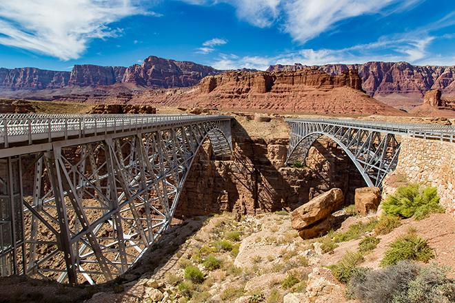 Navajo Bridge | Arizona Foto: Christine Lisse
