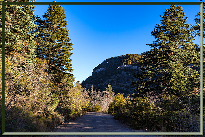 Sandia Mountain | Albuquerque | New Mexico Foto: Christine Lisse
