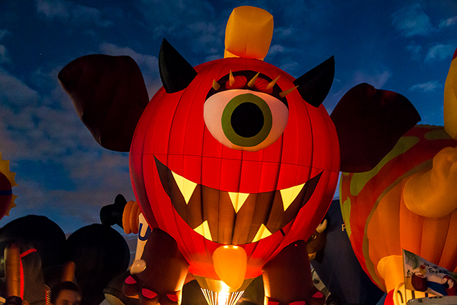 Cyclope | Albuquerque International Balloon Fiesta | New Mexico Foto: Christine Lisse