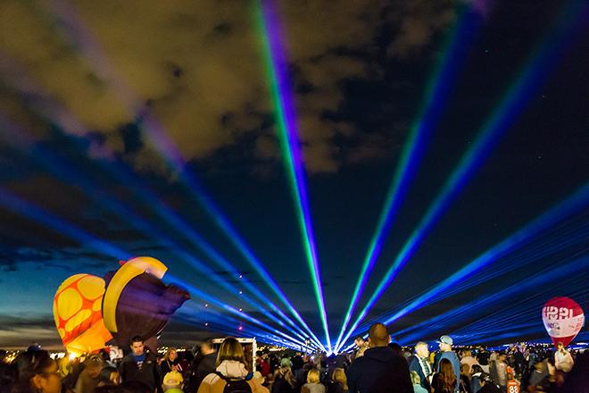 Albuquerque International Balloon Fiesta | New Mexico Foto: Christine Lisse