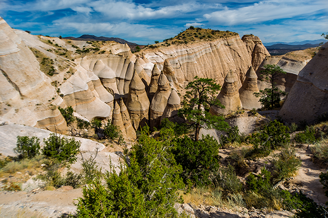 Rocks National Monument | New Mexico Foto: Christine Lisse