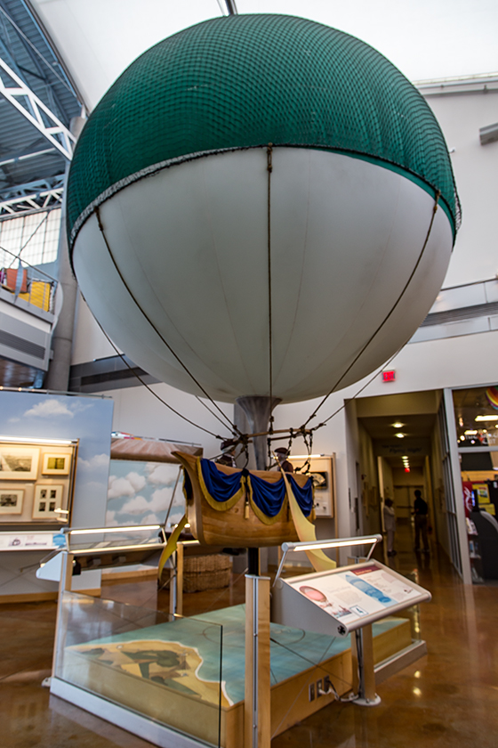 Balloon Museum | Albuquerque| New Mexico Foto: Christine Lisse