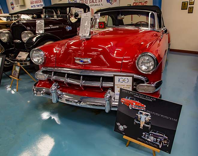 J & R Vintage Auto Museum | Rio Rancho | New Mexico Foto: Christine Lisse