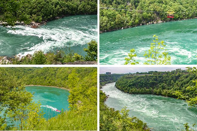Niagara River| USA Fotos: Peter Lisse