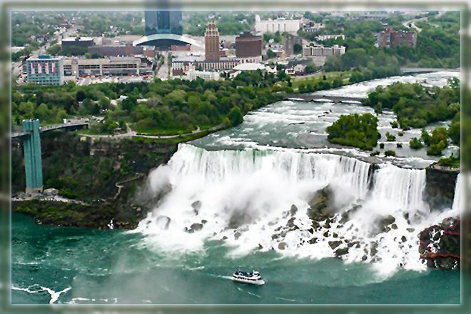 Niagara Falls | USA | Kanada Foto: Peter Lisse