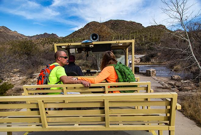 Bear Canyon | Tucson | Arizona Foto: Christine Lisse
