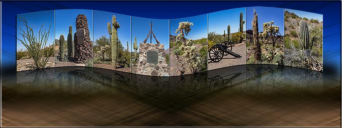 Picacho Peak State Park | Arizona | Bild: Christine Lisse