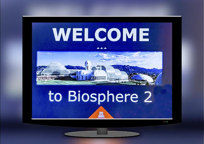 Biosphere 2 | Tucson | Arizona | Foto: Christine Lisse
