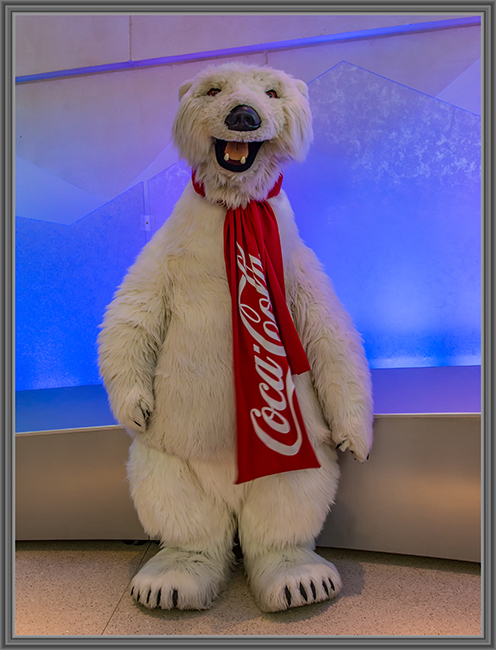 Coca Cola World | Atlanta | Georgia