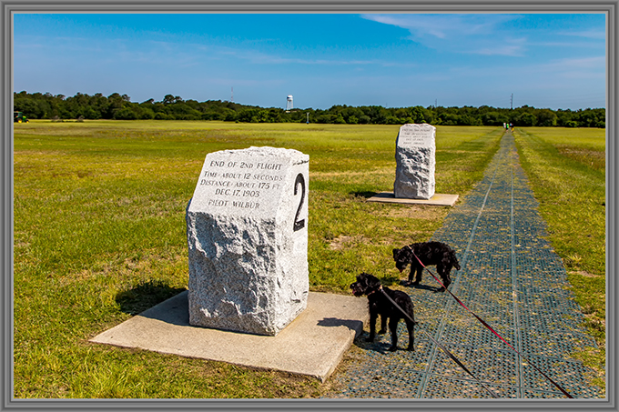 Dwight Brothers National Memorial | Outer Banks | North Carolina