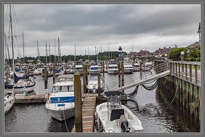 Gouverneurs Leuchtturm | Little River | South Carolina