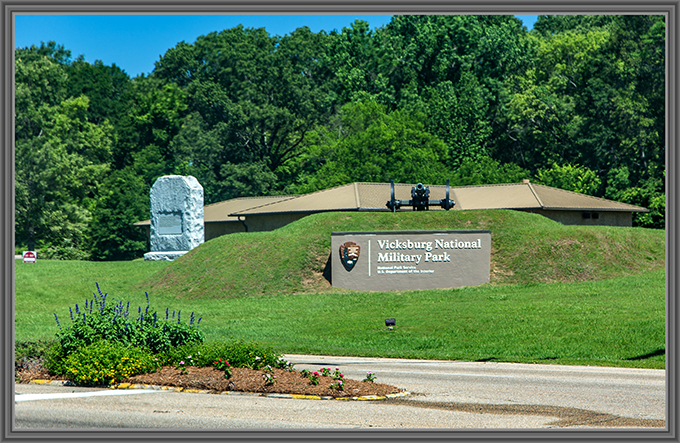 National Military Park Vicksburg Mississippi