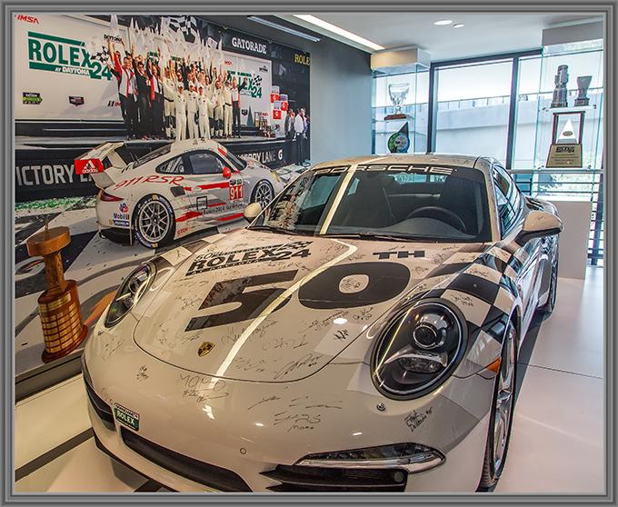 Porsche Headquarter Atlanta Georgia
