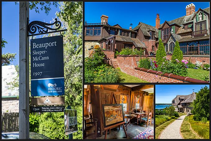 Sleepers McCann House | Gloucester | Massachusetts