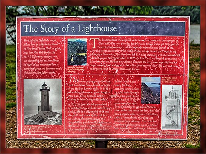Jeffrey's Hook Lighthouse | New York City