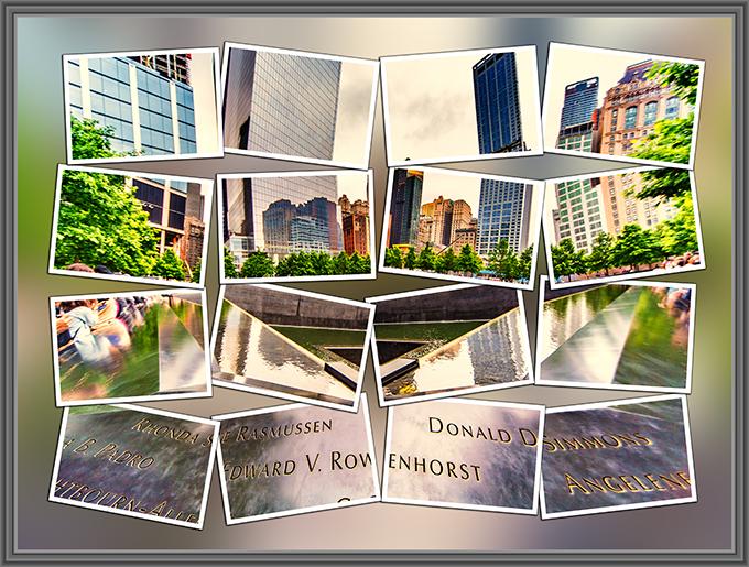 New York City   Memorial 9. September