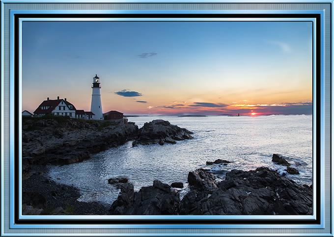 Portland Head Light | Maine