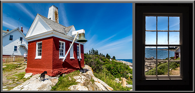 Pemaquid Point Lighthouse | Bristol | Maine