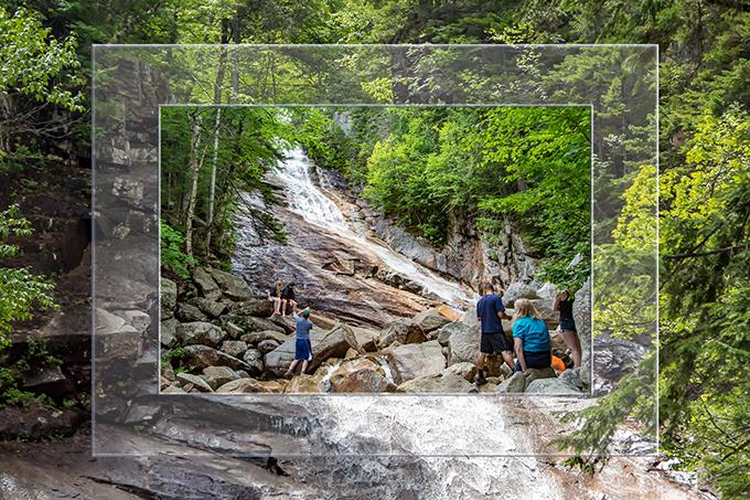 Ripley Falls | White Mountains | New Hampshire