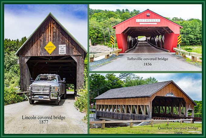 Covered Bridges Vermont
