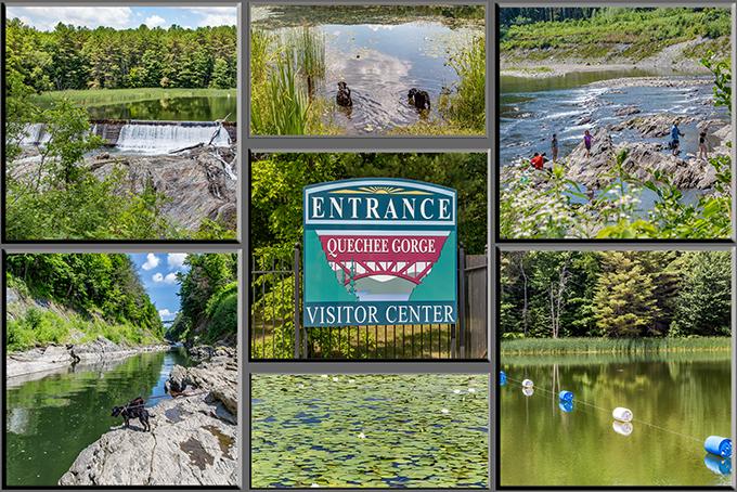 Quechee Gorge & Damm | Vermont