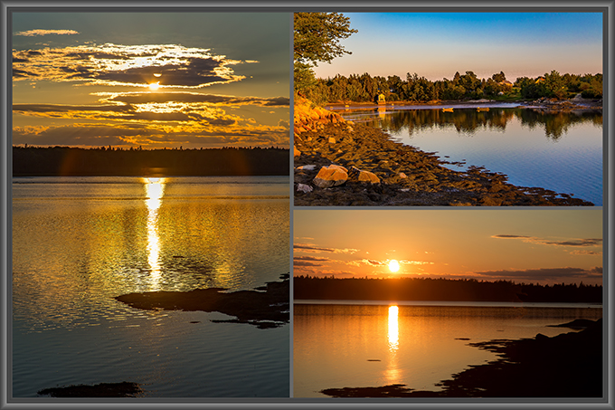 Sunset Point Campground | Harrington | Maine