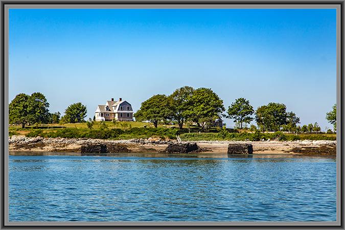House Island | Maine