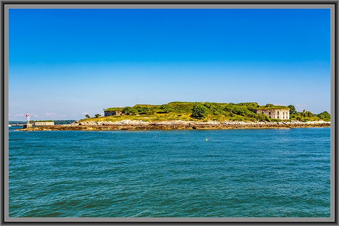 Fort Scammell | House Island | Maine