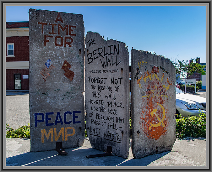 Berliner Mauer | Portland | Maine