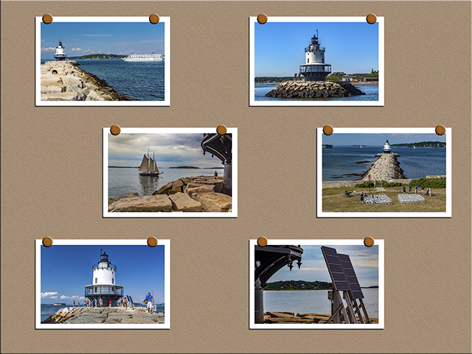 Spring Point Ledge Light | Portland | Maine