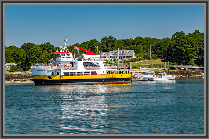 Casco Bay Line Ferry | Portland | Maine